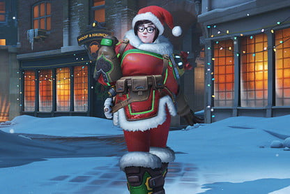 Overwatch Christmas 2019 Skins.Blizzard Is Sorry For Mei S Latest Overwatch Skin