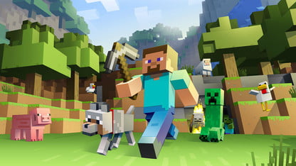 Minecraft for Xbox One Finally Gets Mouse and Keyboard