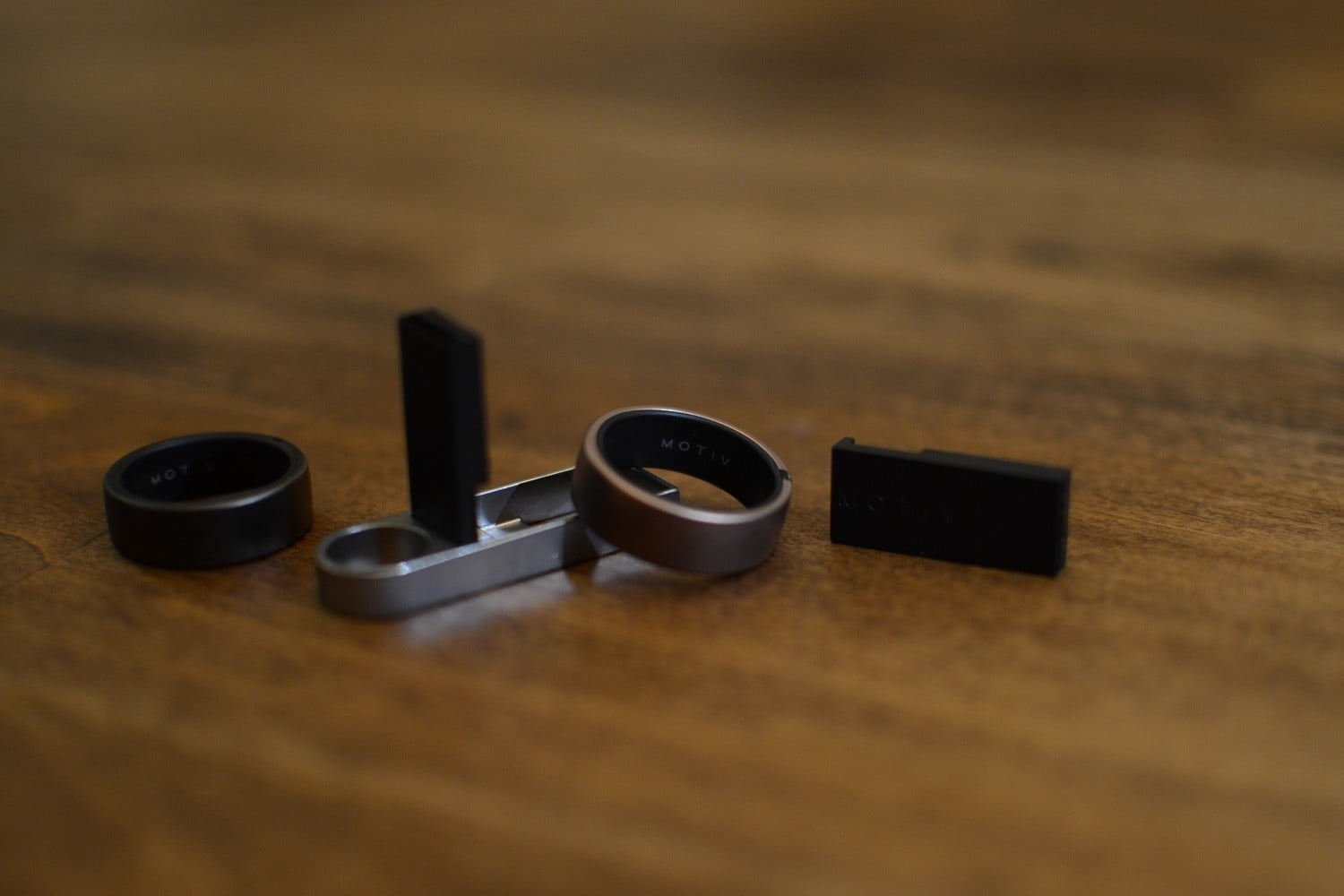 Motiv Smart Ring Can Use Your Walking Pattern to Unlock