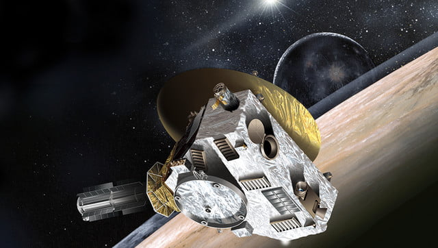 new horizons spacecraft newhorizons