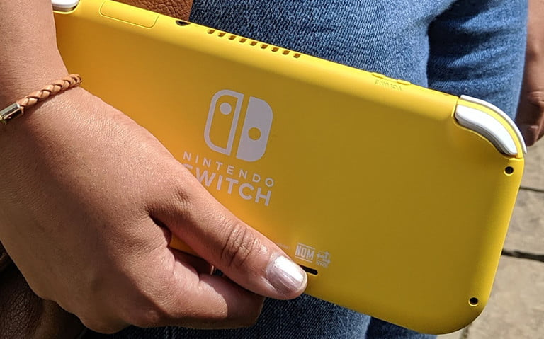 nintendo switch lite review nintendswitch