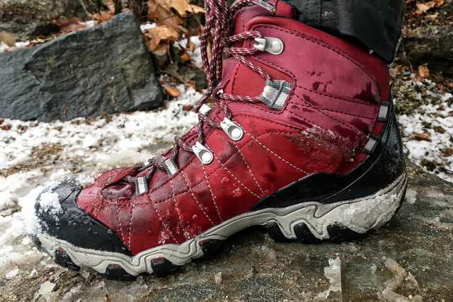 Hands On: Oboz Bridger Mid BDry Hiking Boot | Digital Trends