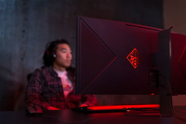 HP's New Omen Displays Offer Speed & Pixels On a Budget
