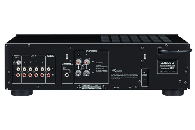 onkyo a 9110 integrated amplifier pricing availability 3
