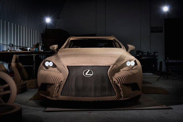 origami-inspired-lexus-is-front