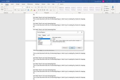 How to Delete a Page in Word | Digital Trends