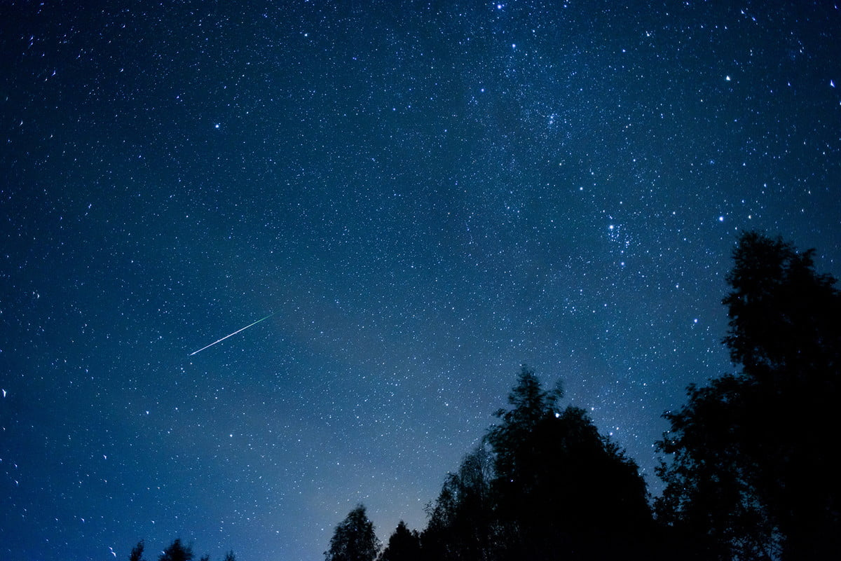 How to Photograph the Perseid Meteor Shower 2020 5