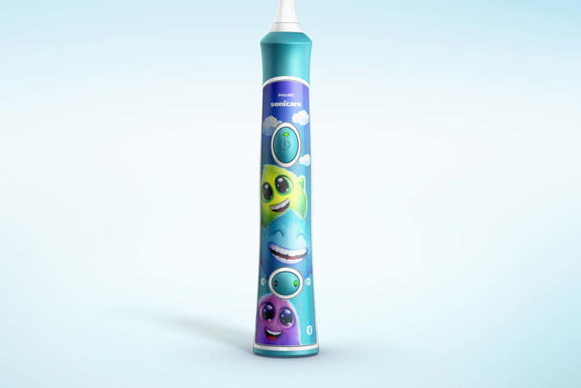 philips sonicare bluetooth toothbrush has a coaching app for kids connected usp2 02