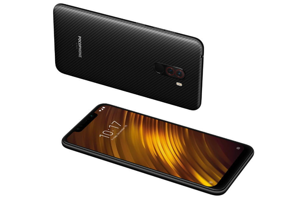 The Pocophone F1 is so Fast, it Needs Water Inside to Keep