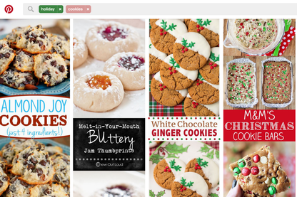 Christmas Cookies Pinterest.What S The Most Popular Christmas Cookie On Pinterest