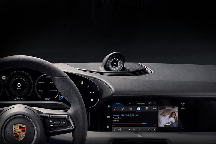 Forget the iCar. Porsche gives Apple a first-class ticket to the auto industry