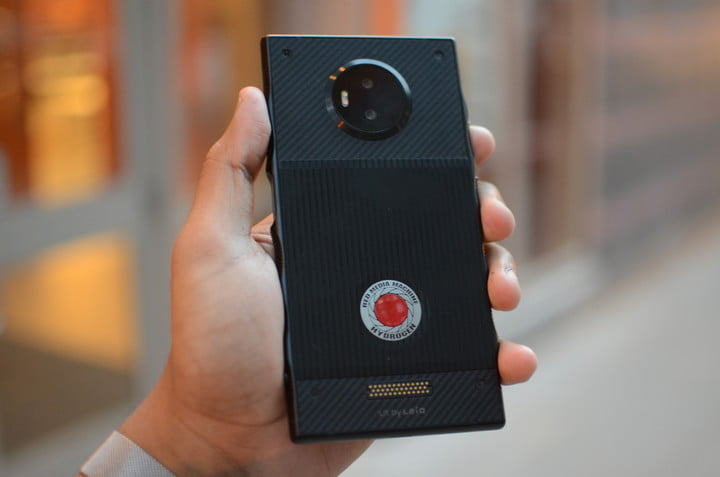 RED Hydrogen One Review | Digital Trends