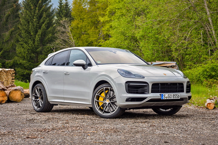 2020 Porsche Macan S, GTS, Interior, Hybrid >> 2020 Porsche Cayenne Coupe First Drive Review Lower Leaner Faster