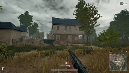 PlayerUnknown's Battlegrounds' First-person Tips and