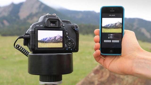 radian 2 lets you create motion time lapse videos with precision iphone