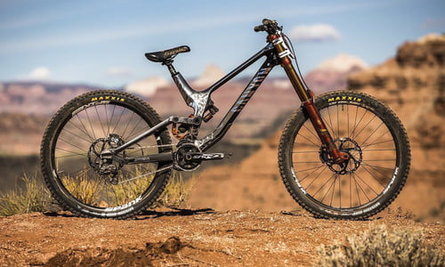 Red Bull Mountain Bike >> The Mountain Bike Technology Of Red Bull Rampage Digital