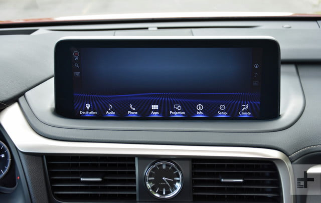 the evolution of car infotainment systems rg 2020 lexus rx 350 23