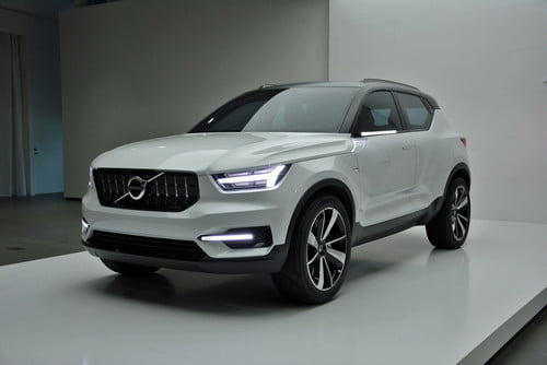 All-Electric 2020 Volvo XC40 Crossover Is Debuting Next Year >> 2018 Volvo Xc40 News Rumors Specs Launch Date Digital