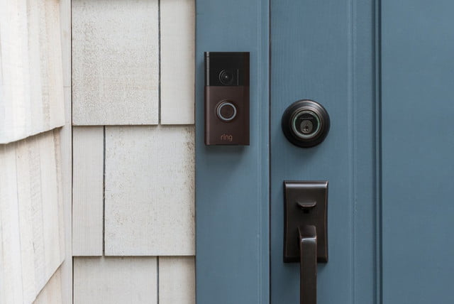 amazon drops prices of ring video doorbells and echo dots for prime day 2019 wi fi enabled doorbell in venetian bronze with d