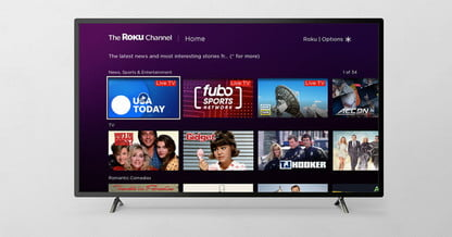 Roku Channel Adds Five New Free Channels, Including Fubo
