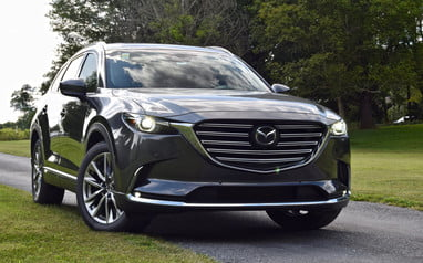 Mazda Cx 9 >> The 2019 Mazda Cx 9 Is The Cold Brew Coffee Of Three Row Suvs Digital Trends