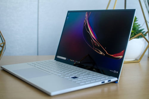 Samsung S Galaxy Book Ion Hands On Review Affordable Laptop Great Display Digital Trends