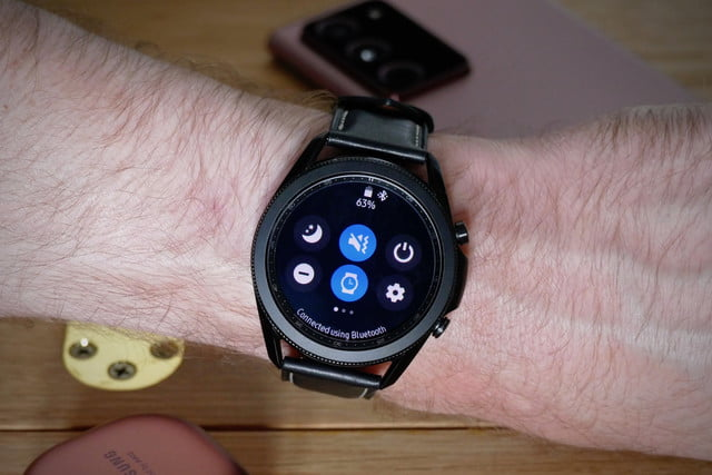 samsung galaxy watch 3 review settings
