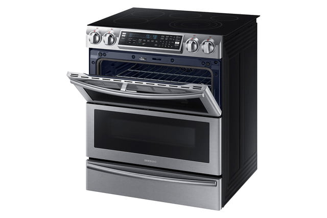 samsung introduces addwash mid control and smart features as ces 2015 ne58k9850ws 009 r perspective open3 silver