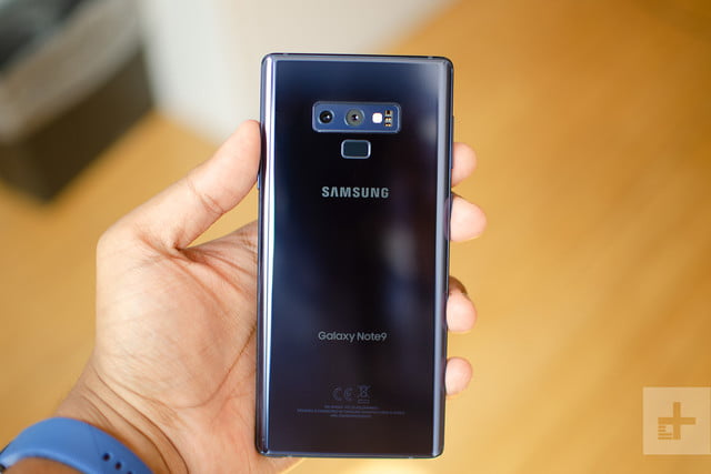 note 9 back