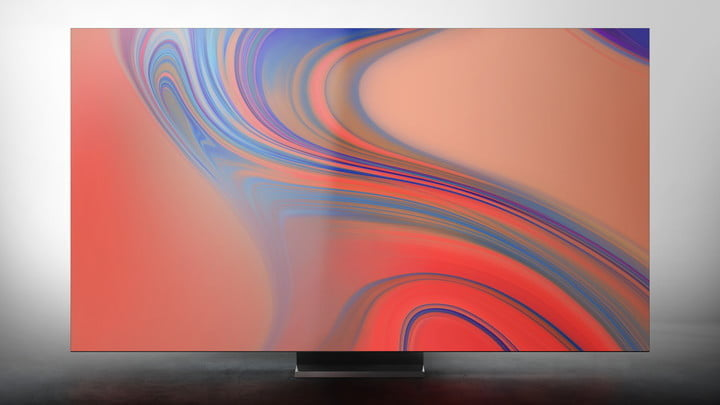 ces 2020 samsung automatic dialogue boost coolest new feature q950ts tv