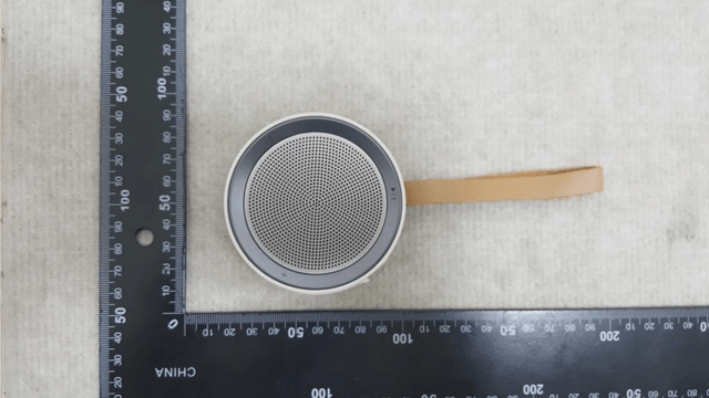 samsung scoop bluetooth speaker top