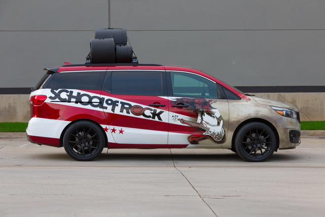 Kia School of Rock Sedona concept