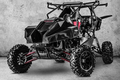 SkyRunner | $119,000 Flying Car That's Part Dune Buggy and