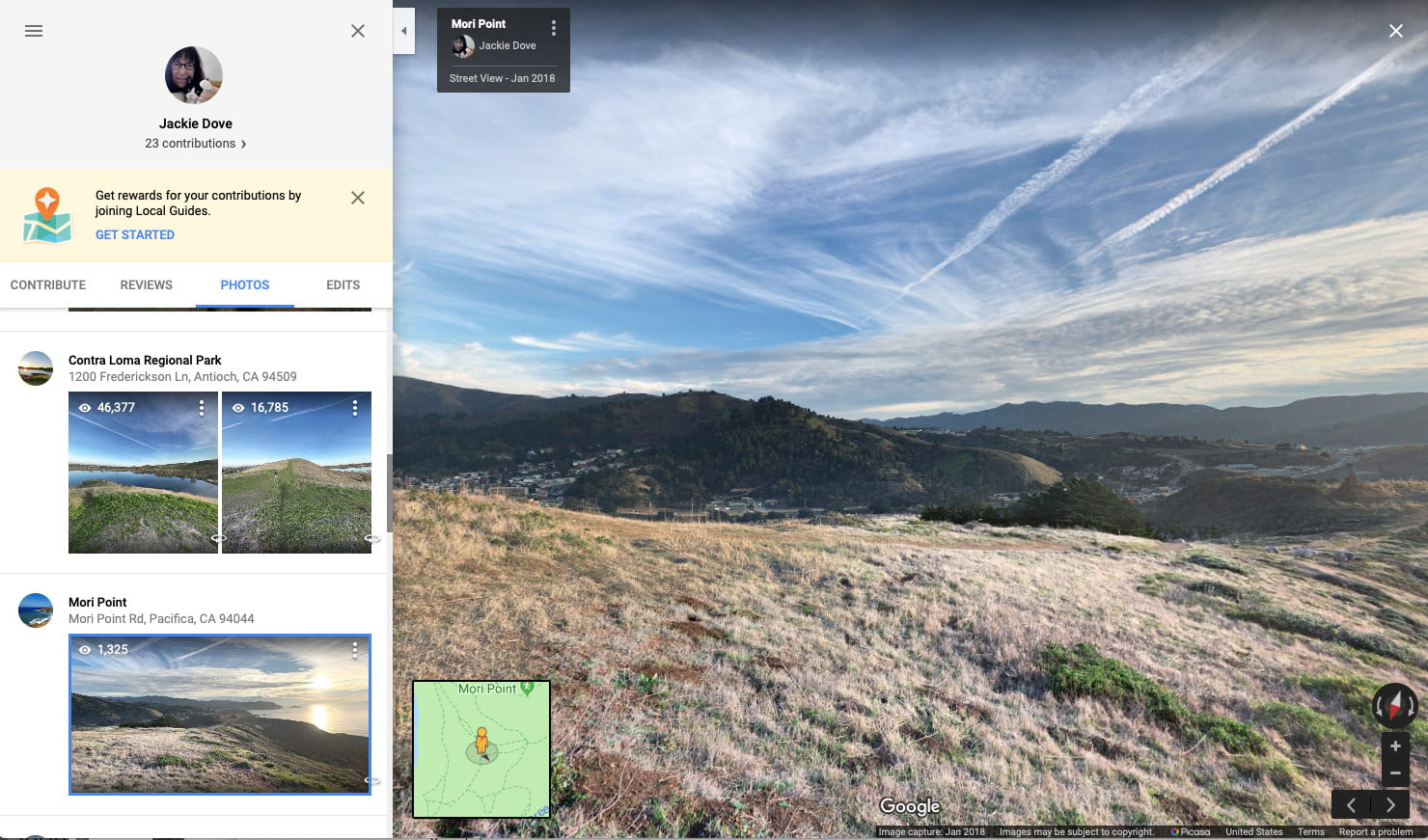 How to Shoot 360-Degree Panos With Google Street View