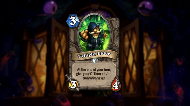 hearthstone old gods reveal screenshot  22