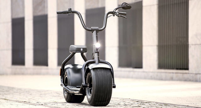 scrooser electric scooter minimalist design urban transport outdoor 11