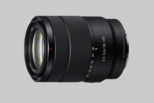 sony e 18 135mm oss mmount lens announced sel18135 a us01 small