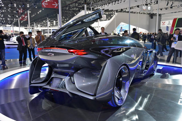 chevrolet fnr concept news pictures and specs shanghai 8