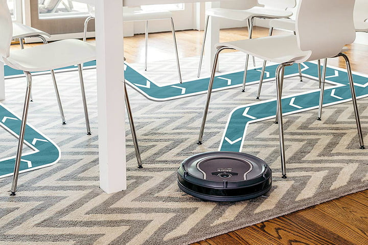 Amazon cuts down the price of the Shark Ion robot vacuum by $150