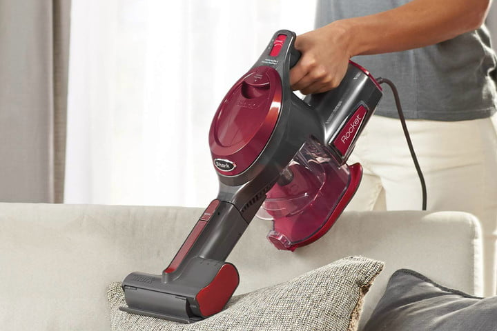 Amazon is giving out awesome discounts on these Shark handheld vacuum cleaners
