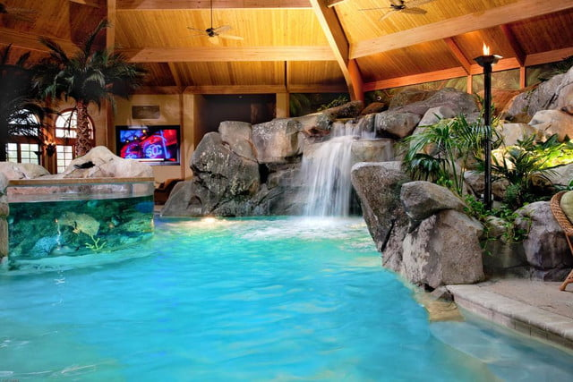 homes with their own shark tanks shehan pools 5 copy