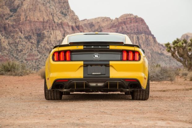 750HP Shelby Terlingua Mustang | Pictures, Specs, News