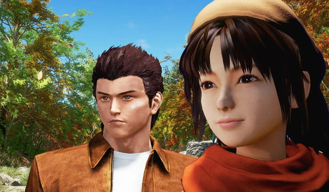 most anticipated 2018 games shenmue iii