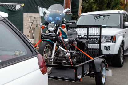 Ship Your Motorcycle For More Time at Rallies and Events