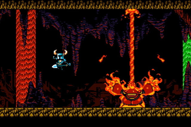 best pc games shovel knight