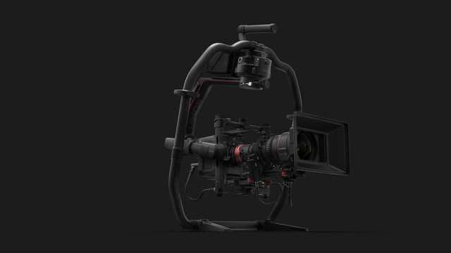 dji ronin 2 announced side