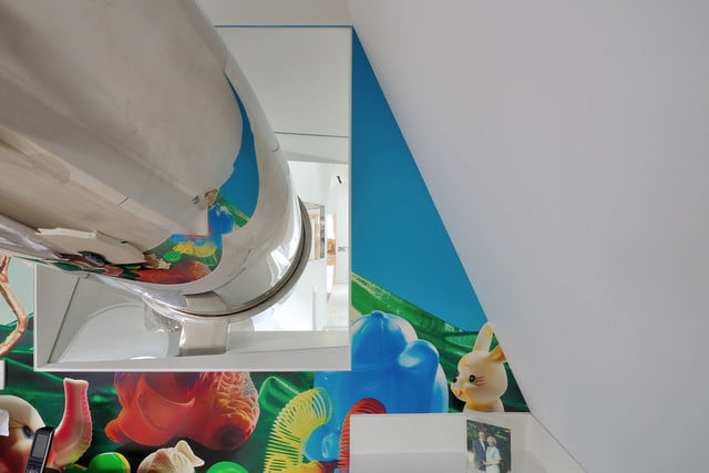 houses with amazing indoor slides skyhouse 025