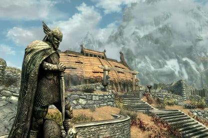 Here Are The PC Requirements For 'Skyrim Special Edition
