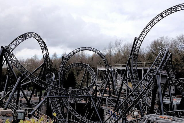 biggest rollercoasters in the world smiler5