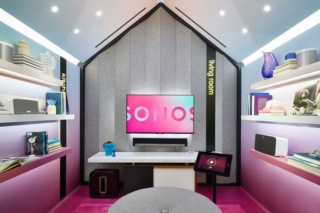 sonos retail store nyc sound listening room 4